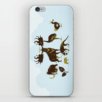 God's Zoo iPhone & iPod Skin