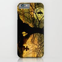 A mysterious place iPhone 6 Slim Case