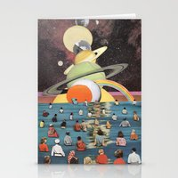 Children Of The Sun And … Stationery Cards