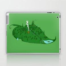 Full of Leaf Laptop & iPad Skin