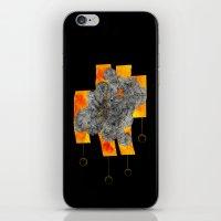 Original mix iPhone & iPod Skin