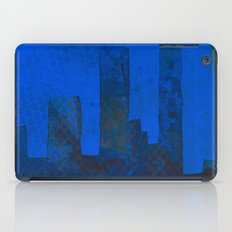 Blue City iPad Case