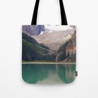 Lake Louise Tote Bag