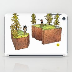 The Abyss iPad Case