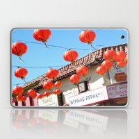 Raise the Red Lantern Laptop & iPad Skin