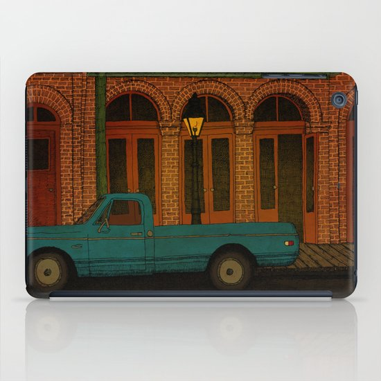The Visitor iPad Case