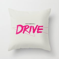 Drive (Classic) Throw Pillow