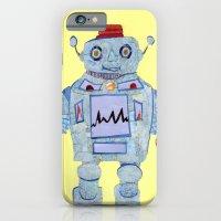 Robot Robotic! iPhone 6 Slim Case