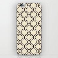 Trellis Pattern I iPhone & iPod Skin