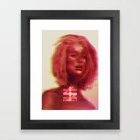DEFAULT Framed Art Print
