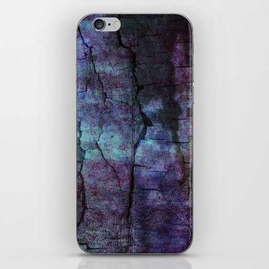 cracked Earth iPhone & iPod Skin