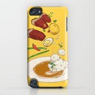 Vietnamese Food_Stew Por… iPod touch Slim Case