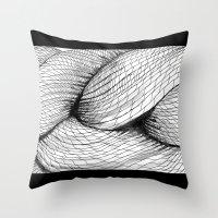 KARALAMA Throw Pillow