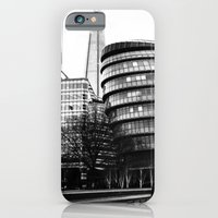 iPhone & iPod Case featuring London by John McGrath