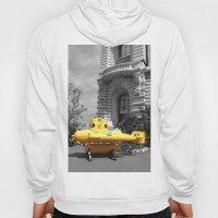 yellow submarine  Hoody