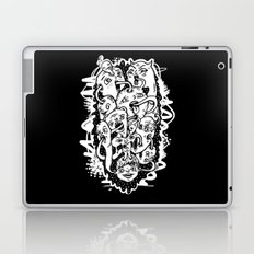 Monster Friends Laptop & iPad Skin