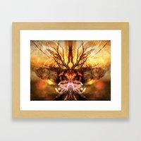 New Eden Framed Art Print