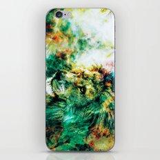 THE KING VI iPhone & iPod Skin