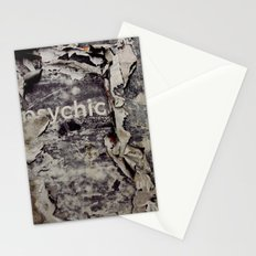 Peeling: Psychic Stationery Cards