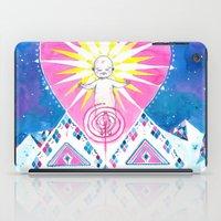 Sun of God iPad Case