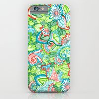 iPhone & iPod Case featuring Sharpie Doodle by Kayla Gordon