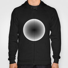 Fractal Snowball Inverted Hoody