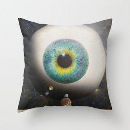 Throw Pillow - All Seeing - Seamless