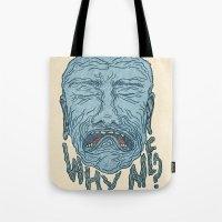 A PORTRAIT OF EVERYONE I… Tote Bag