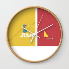 Stripper series Wall Clock