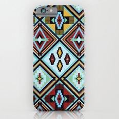 NATIVE AMERICAN PRINT Slim Case iPhone 6s