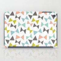 Spring bows iPad Case