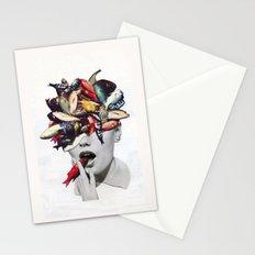 Ωmega-3 Stationery Cards