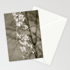 Stages of Spring Stationery Cards