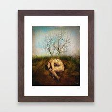 The Dreaming Tree Framed Art Print