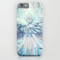 iPhone & iPod Case featuring [Don't] Cover your eyes. by Tanzer Dragon