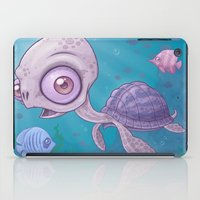 Sea Turtle iPad Case