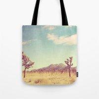 Joshua Tree Photograph. … Tote Bag
