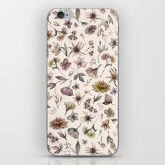 Botanical Study iPhone & iPod Skin