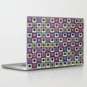 Tiles colorful Laptop & iPad Skin