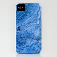 Blue Marble iPhone (4, 4s) Slim Case