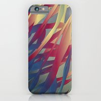 iPhone & iPod Case featuring Modern Aquatic Nightsongs by Angelo Cerantola