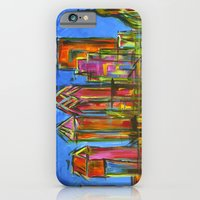 Philadelphia Skyline iPhone 6 Slim Case