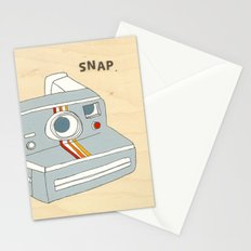 snap Stationery Cards