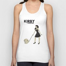 Kirby Hoover Unisex Tank Top
