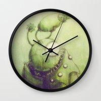 Ooli Sea Wall Clock