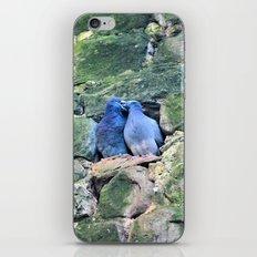 Italian Love Doves iPhone & iPod Skin
