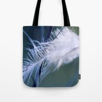 Lost Feather Tote Bag
