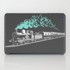 Butterfly Train iPad Case