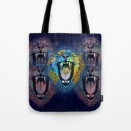 A Moon For Breakfast Tote Bag