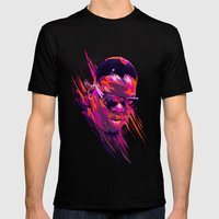 The Notorious B.I.G: Dea… Mens Fitted Tee Black SMALL
